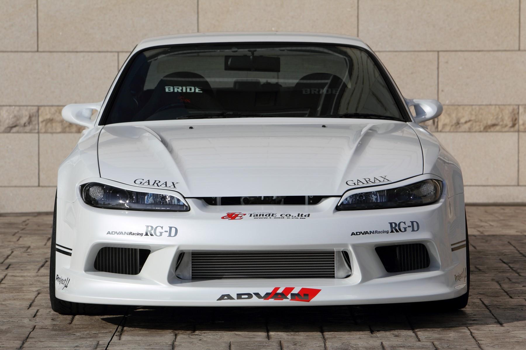 Edge Nissan S15 Wide Body Kit Vertex Usa