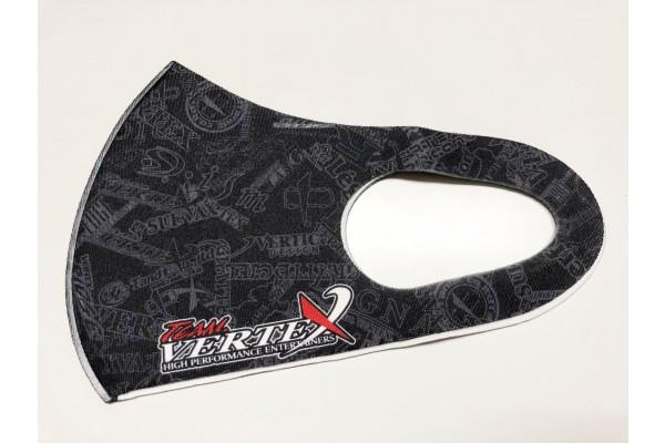 Team Vertex Fashion Face Mask