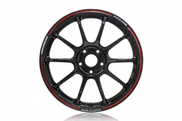 Volk Racing ZE40 Time Attack Edition Black/REDOT(KR)