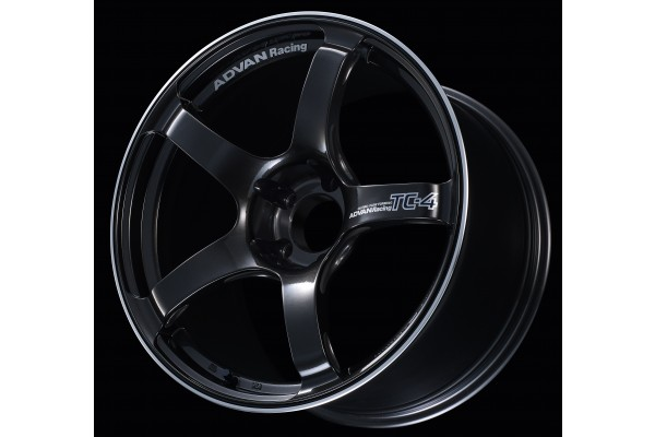 Advan Racing TC-4 Black Gunmetallic