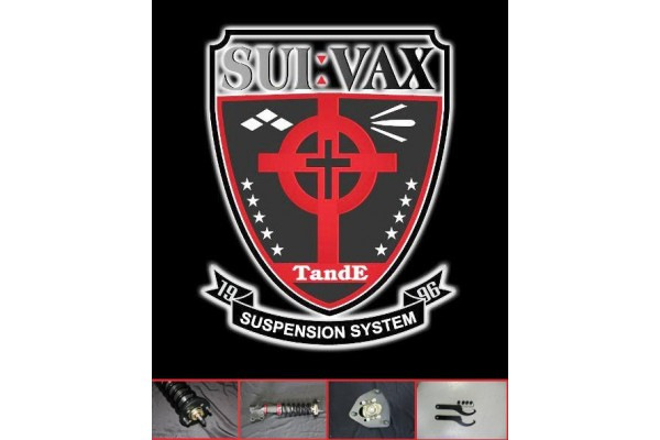 SUIVAX COILOVERS by VERTEX
