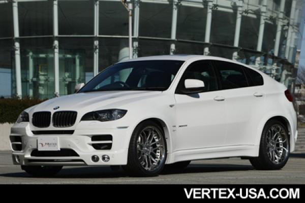 VERTICE DESIGN BMW E71/X6 FRONT BUMPER (FRP)