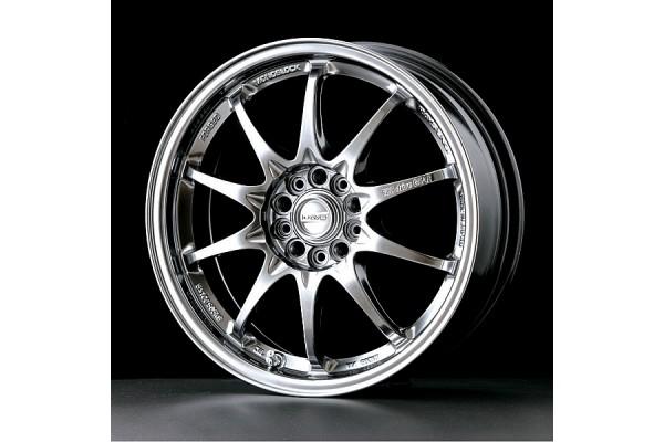 Volk Racing CE28N 10 Spoke Design Formula Silver/Diamond Cut