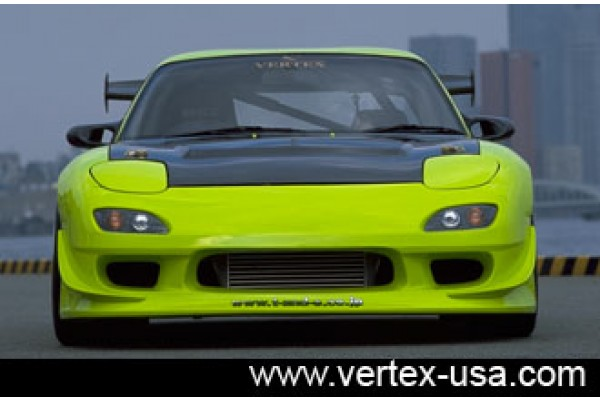 92-02 Vertex RX7 Front Bumper