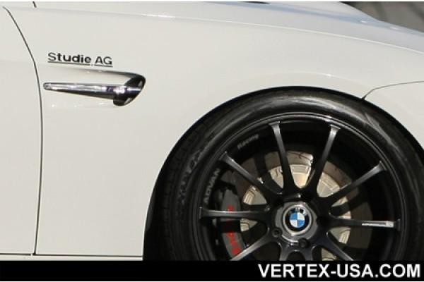 VERTICE DESIGN BMW E92 M3 FRONT FENDER DUCT