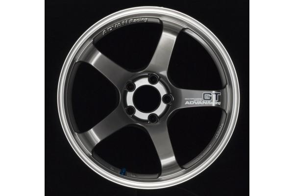 Advan Racing GT Machining & Racing Metal Black