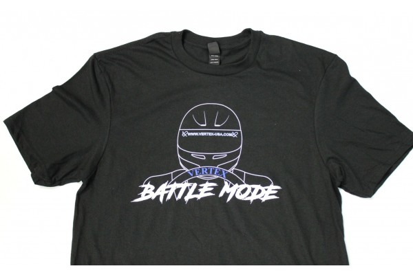 VERTEX BATTLE MODE T SHIRT
