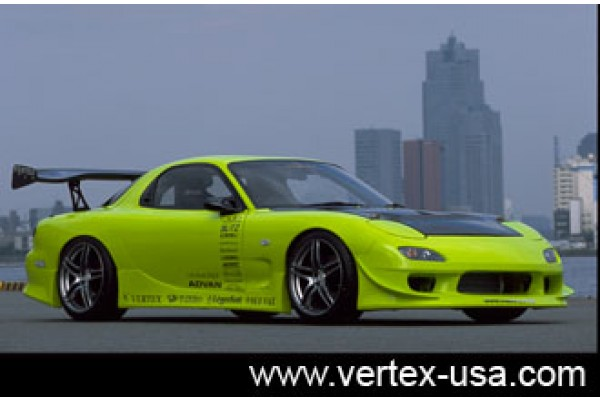 92-02 Vertex RX7 Full Kit