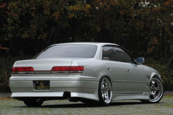 Vertex Toyota Mark II JZX/GX100,101 Rear Bumper