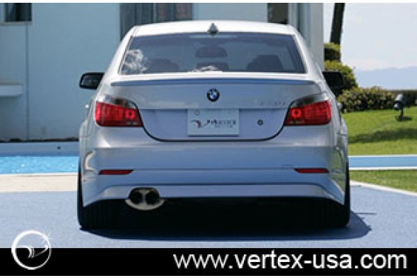 BMW E60 5series Rear Lip
