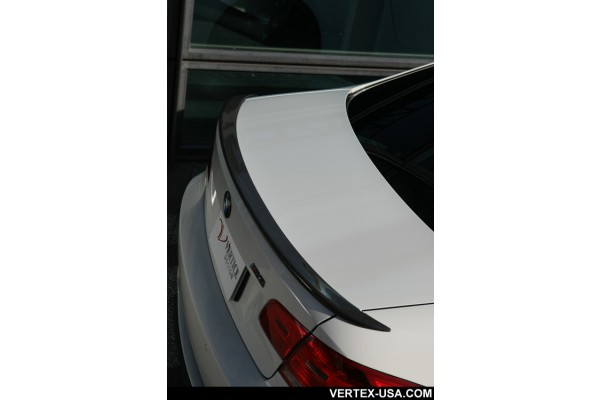 VERTICE DESIGN BMW E92 M3 REAR SPOILER (FRP or CFRP)