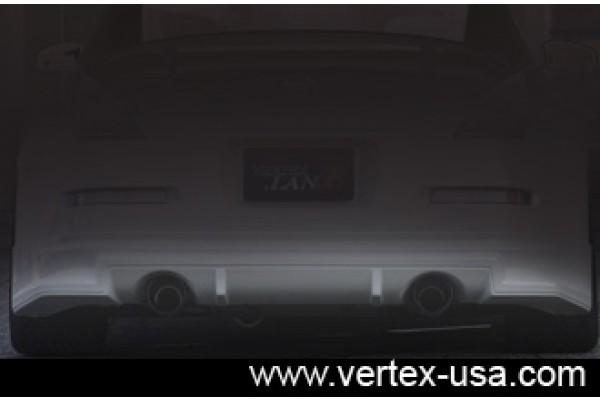 LANG 350Z Rear Diffuser[FRP]