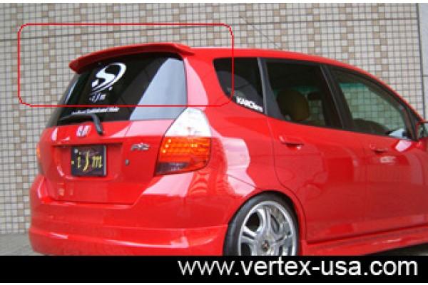 Honda Fit ISM Rear Spoiler