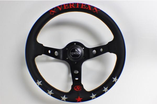 Vertex 7 Star Steering Wheel