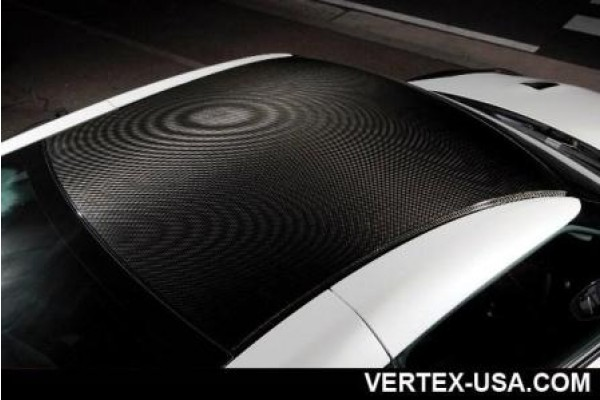 R-Vertex 2010-Up Nissan R35 GTR Dry Carbon Roof