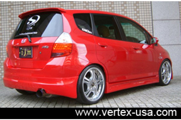 Honda Fit ISM Side Skirt
