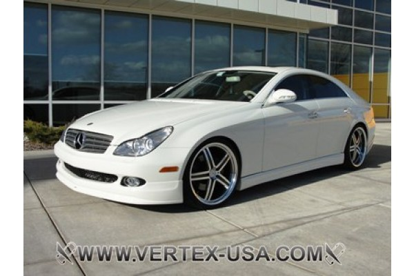 VERTICE DESIGN MERCEDES CLS FULL HALF KIT