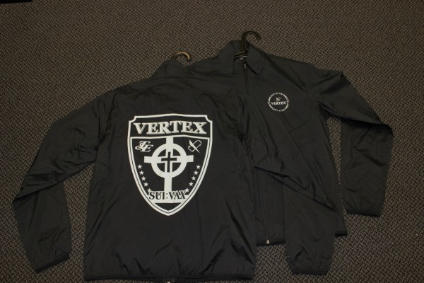 Vertex Limited Edition Track Jacket
