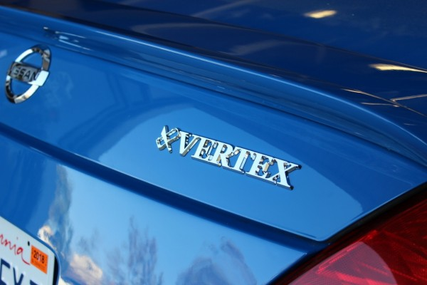 Vertex Emblem (Chrome)