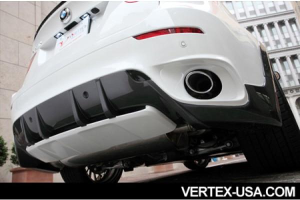 VERTICE DESIGN BMW E71/X6 REAR BUMPER (CFRP)
