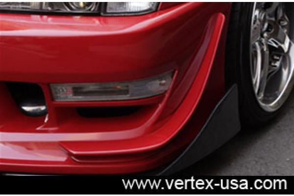 97-98 240SX Kouki Silvia S14 Vertex Lang Canards (Pair)
