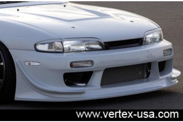 95-96 240SX Zenki Silvia S14 Vertex Lang Canards (Pair)