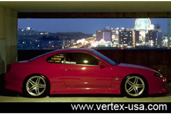 Vertex Silvia S15 Front Aero Fenders