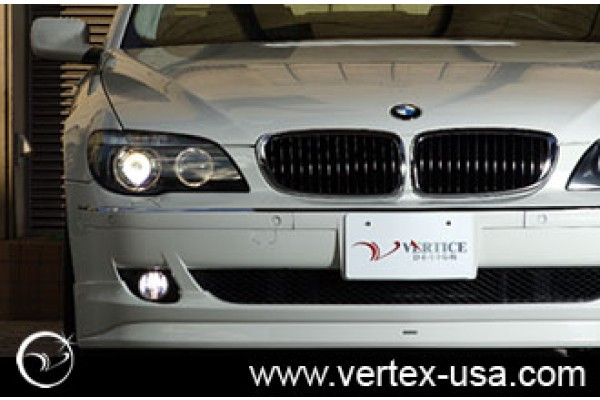 BMW E65/66 7series Late Model Front Lip