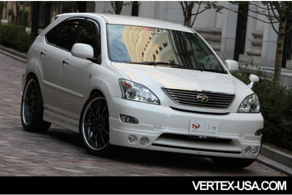 ISM 2004-2009 LEXUS RX (HARRIER) FRONT LIP