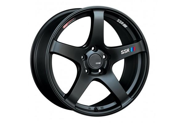 GTV01 Flat Black