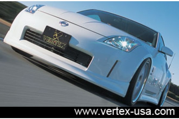 350Z HALF 3Piece Kit (Lip Kit)