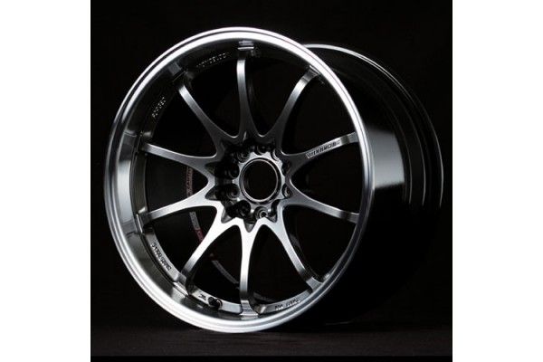 Volk Racing CE28N 8 Spoke Design Formula Silver/Diamond Cut
