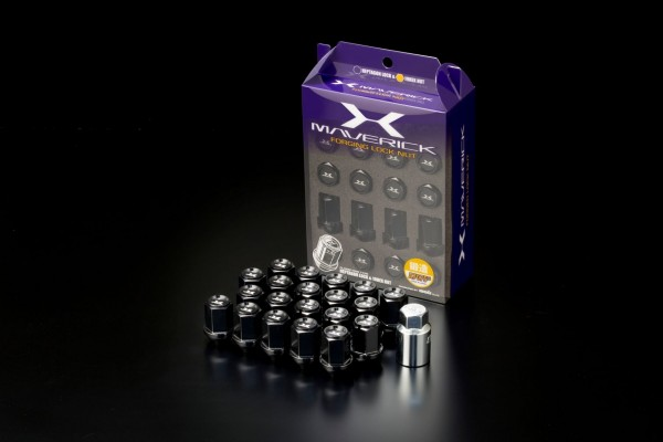 MAVERICK FORGED Lug Nut Set
