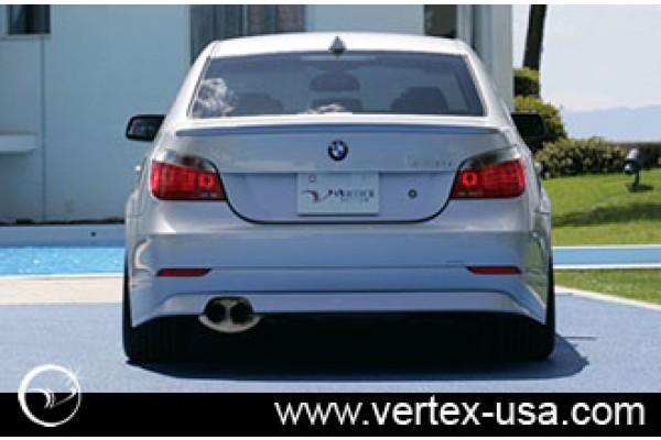 BMW E60 5series Rear Lip