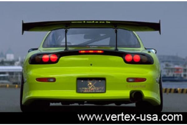 92-02  Vertex RX7 Rear Bumper