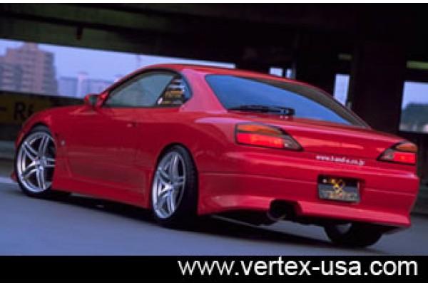 Vertex Silvia S15 Rear Bumper