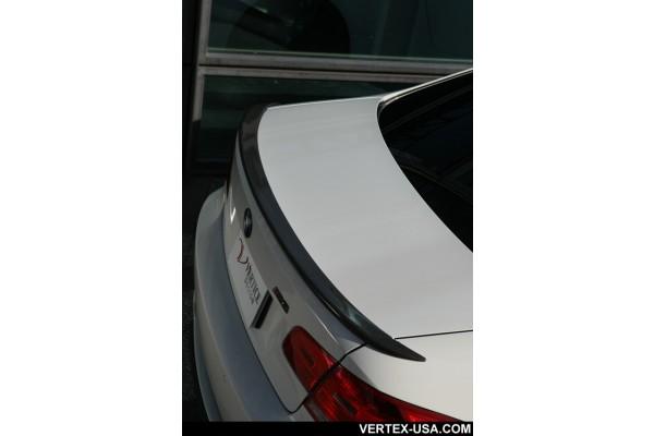 VERTICE DESIGN BMW E92 M3 REAR SPOILER (FRP or CFRP)