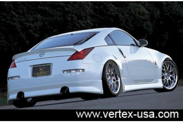 350Z Rear Vertex lip