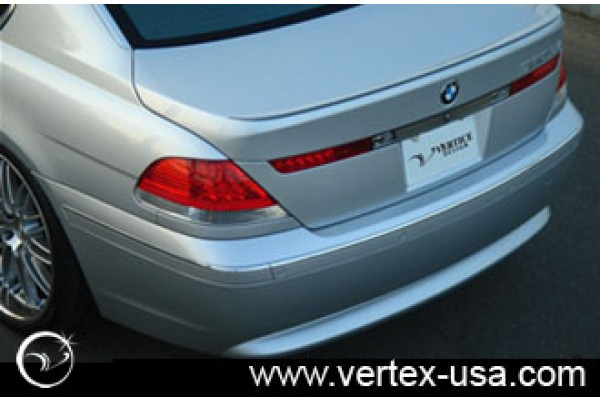 BMW E65/66 7series Early Model Rear Spoiler