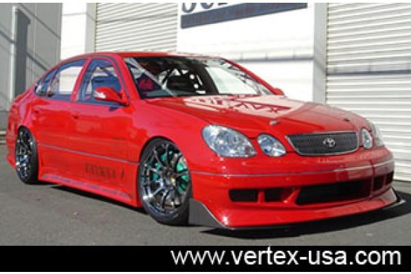 98-05 Lexus GS300/400 JZS160/161 SIDE SKIRTS