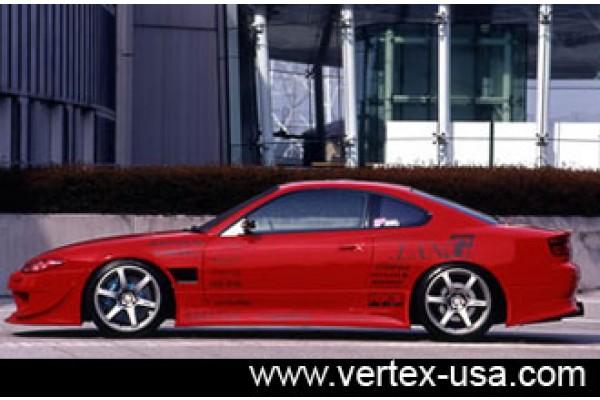 Vertex Lang Silvia S15 Front Fenders
