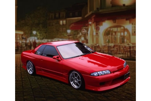 Vertex Nissan Skyline R32 2 Door Full Body Kit