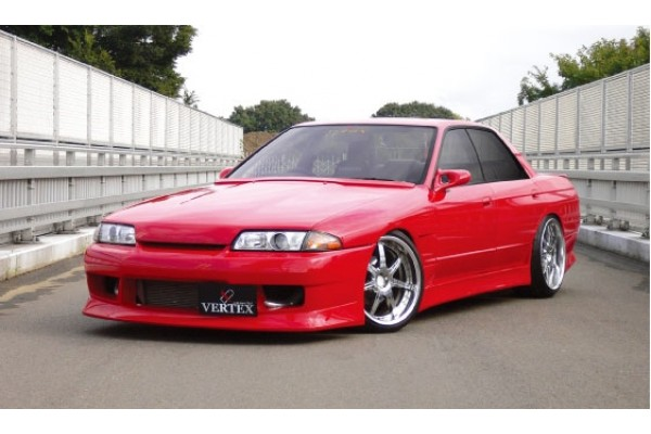 Vertex Nissan Skyline R32 4 Door Full Body Kit