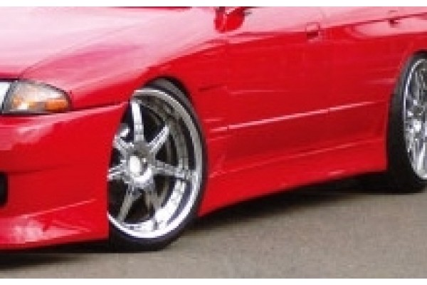 Vertex Nissan Skyline R32 4 Door Side Skirts