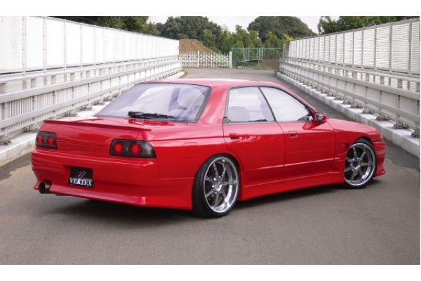 Vertex Nissan Skyline R32 Rear Bumper