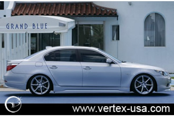 BMW E60 5series Side step