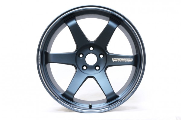 Volk Racing TE37 ULTRA Matte Blue Gunmetal