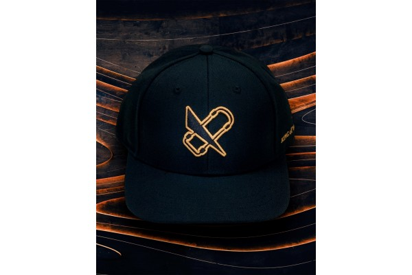King of Vertex Hat - Gold